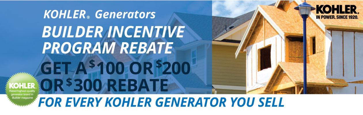 builder rebate banner